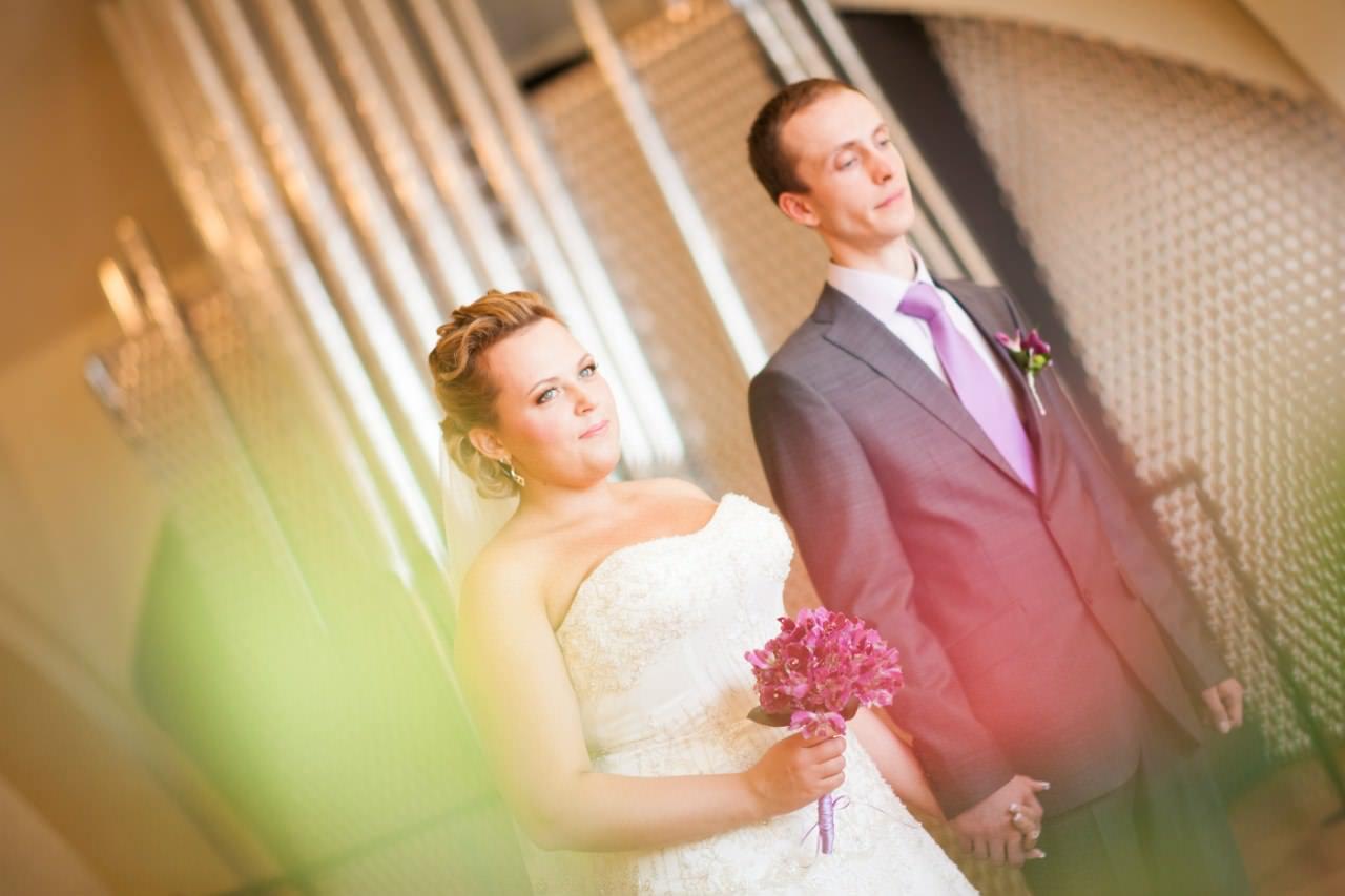 Свадьба в соцсетях