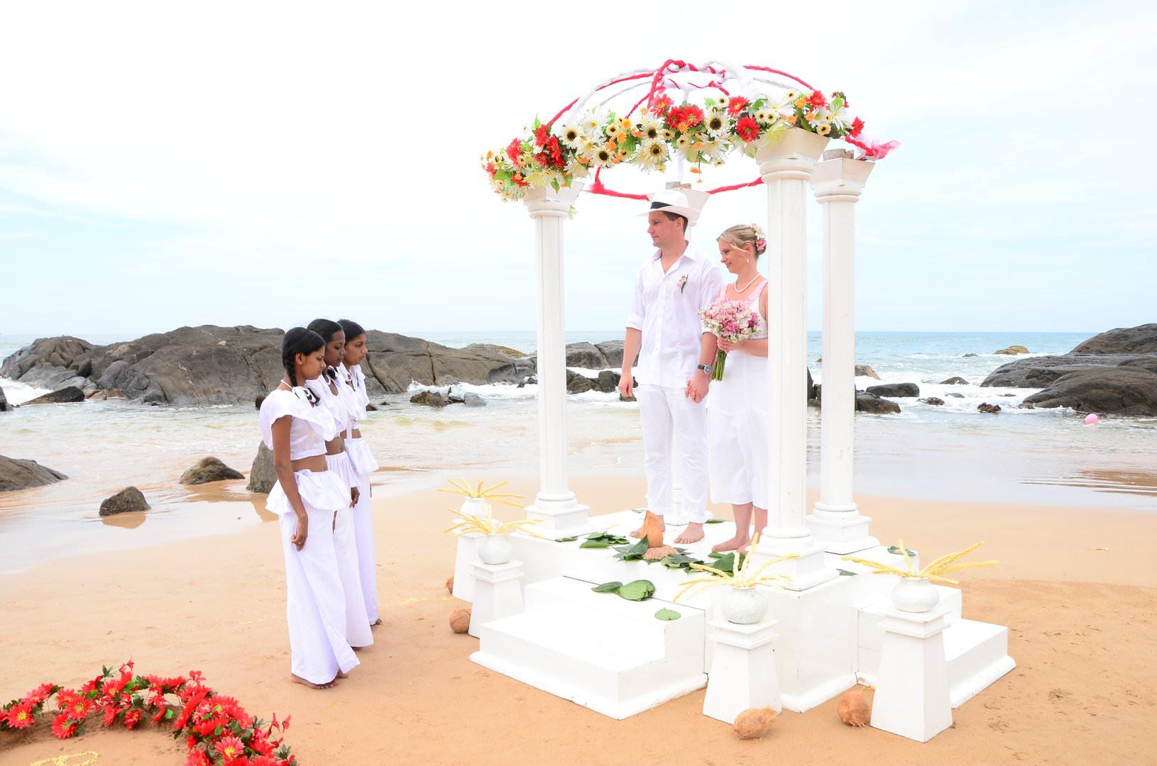 Свадьбы на шри ланке фото