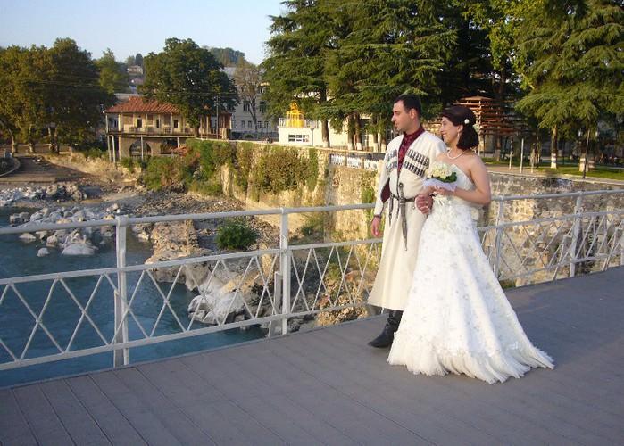 Свадьбы в тбилисской на
