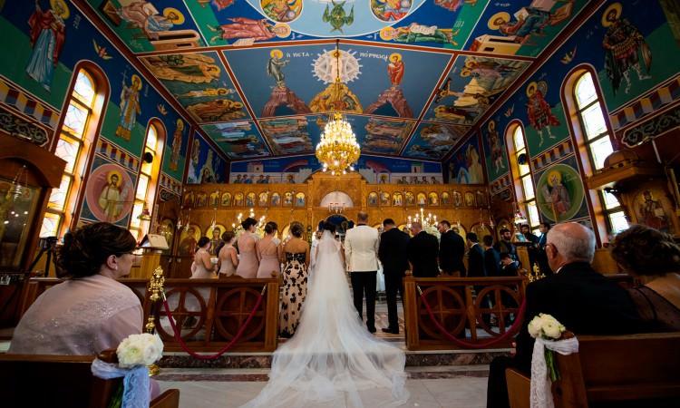 Greek Orthodox Archdiocese Australia Church Bankstown, Wedding Ceremony